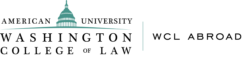 Washington College of Law - American University